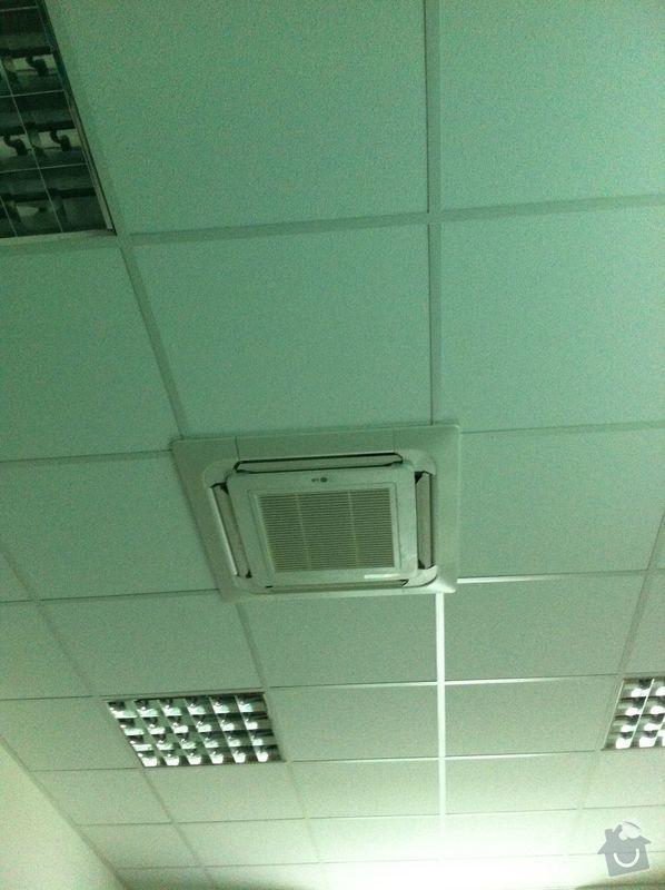 Klimatizační vzduchotechniku do celé kanceláře o rozloze 240m2: Photo_kvetna_16_11_25_29