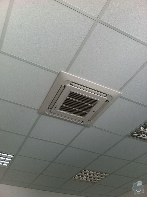 Klimatizační vzduchotechniku do celé kanceláře o rozloze 240m2: Photo_kvetna_16_11_25_11