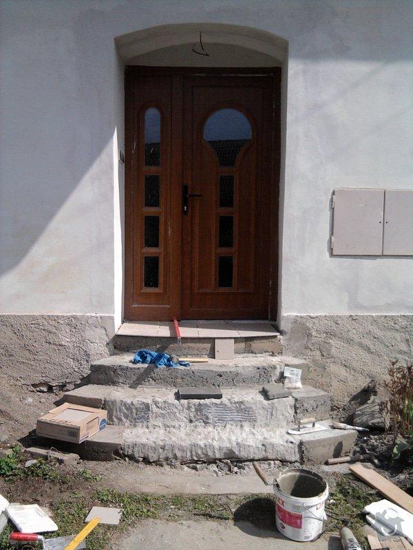 Renovace schodů: Fotografie0763