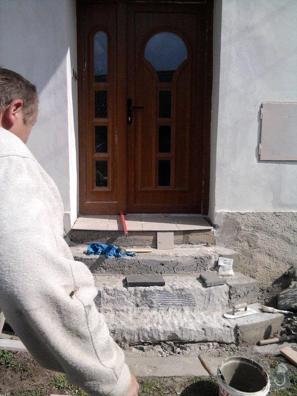 Renovace schodů: Fotografie0764