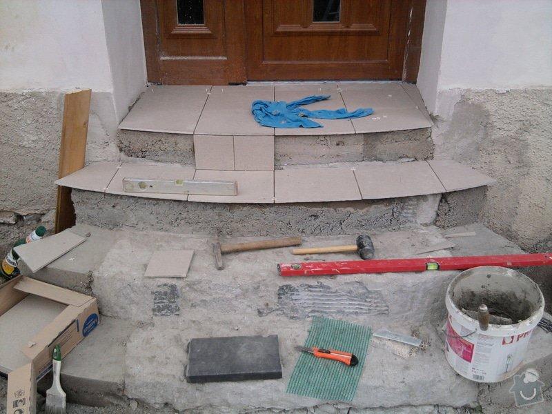 Renovace schodů: Fotografie0765