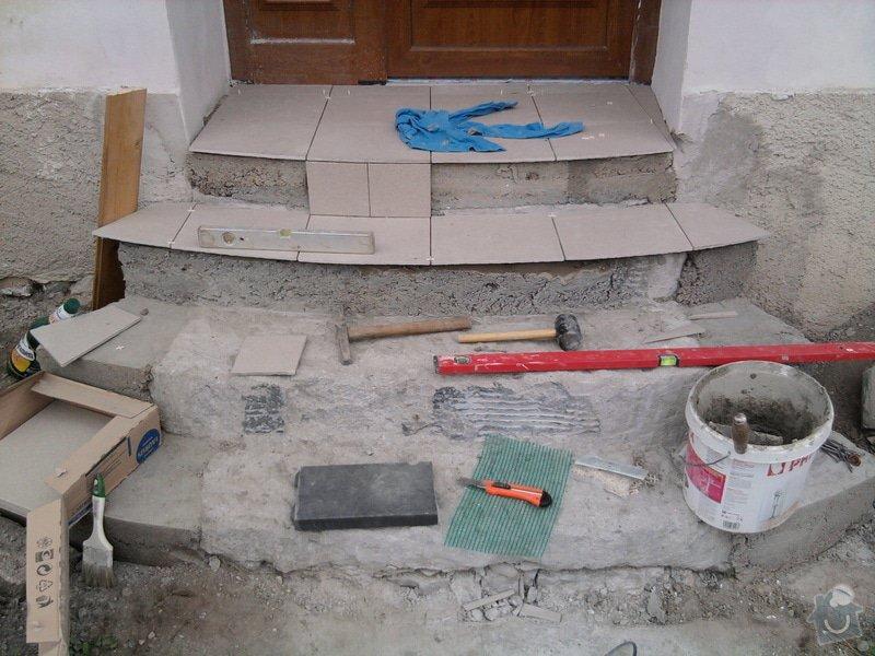 Renovace schodů: Fotografie0766