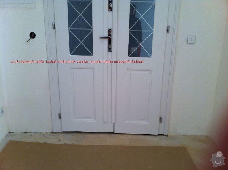 Renovace vstupních dveří z masivu.: Photo_dubna_18_15_37_37