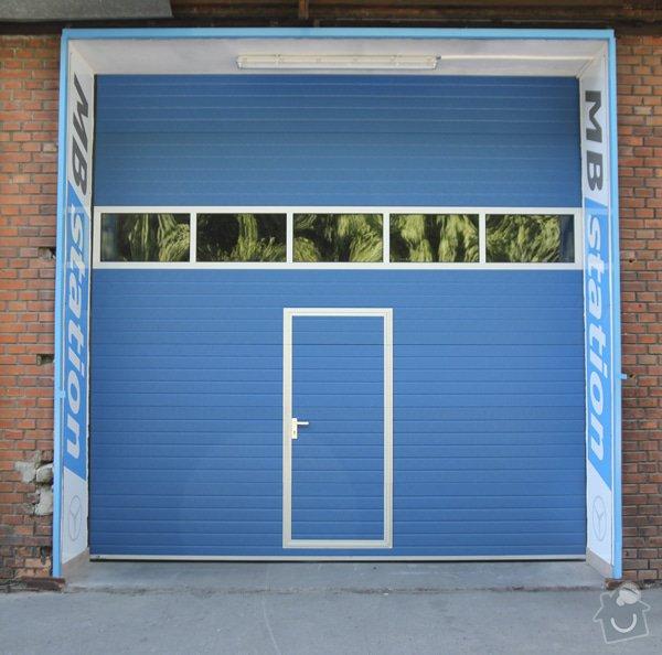 Sekční vrata: IMG2