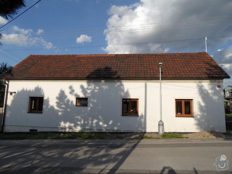 Doúprava fasády, špalet,soklu a malba fasády: SAM_1026