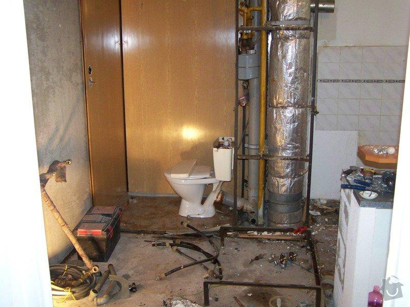Rekonstrukce bytového jádra: 100_1442