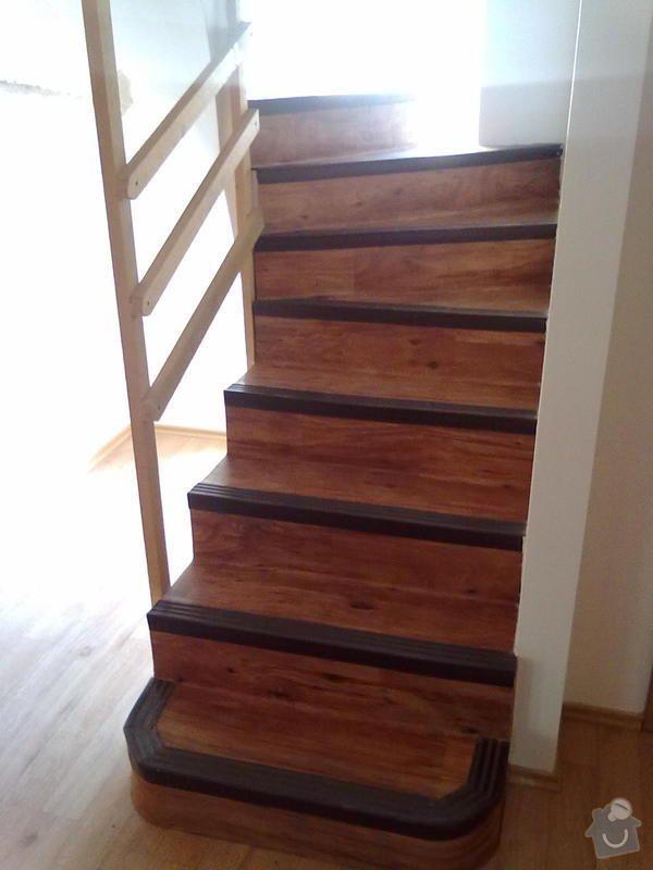 Zábradlí na schodiště do rodinného domu: 18052011149