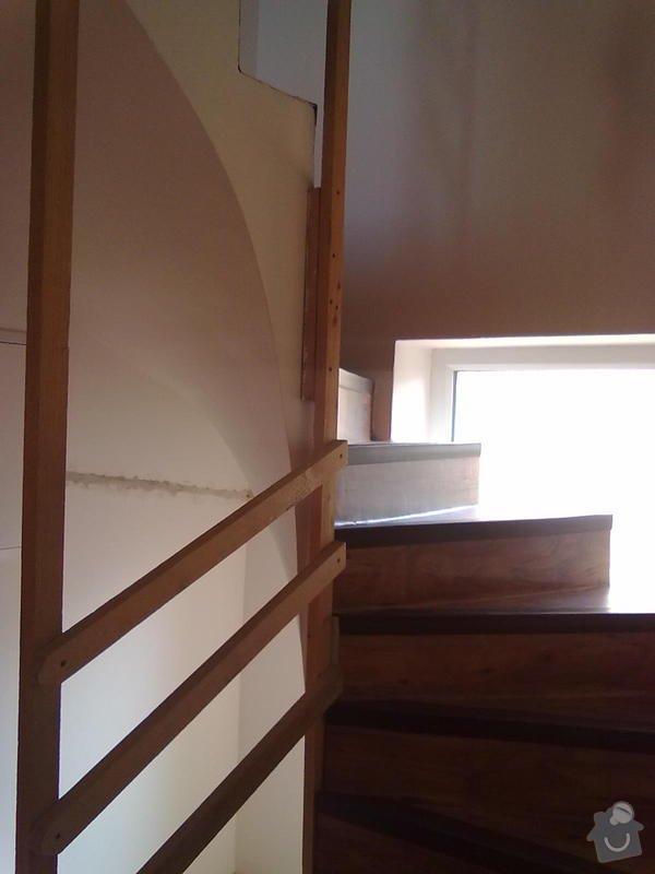 Zábradlí na schodiště do rodinného domu: 18052011150