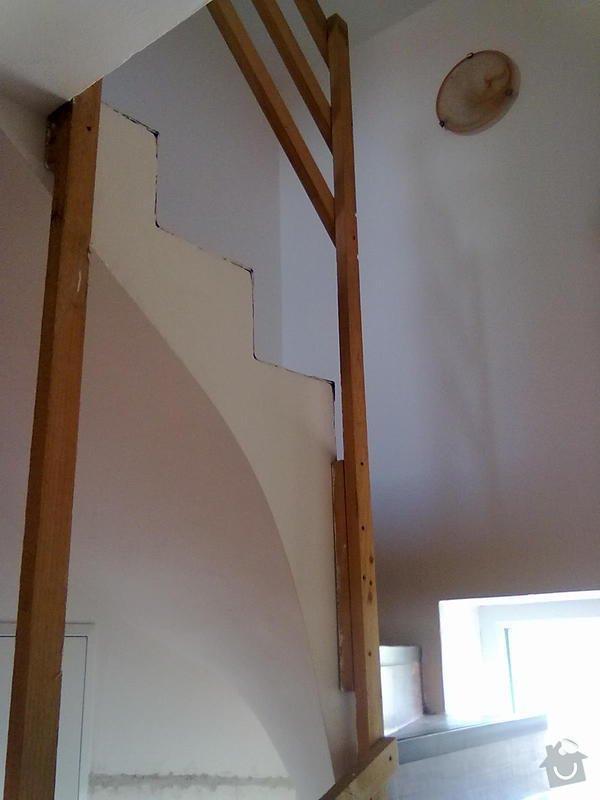 Zábradlí na schodiště do rodinného domu: 18052011151