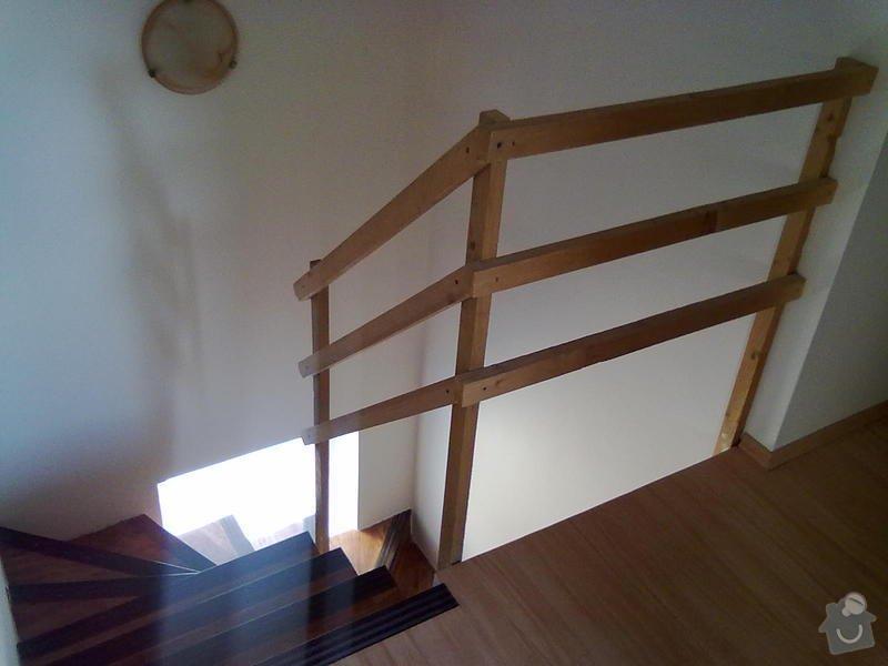 Zábradlí na schodiště do rodinného domu: 18052011153
