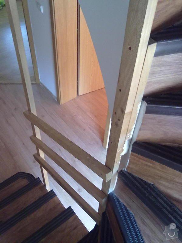 Zábradlí na schodiště do rodinného domu: 18052011156
