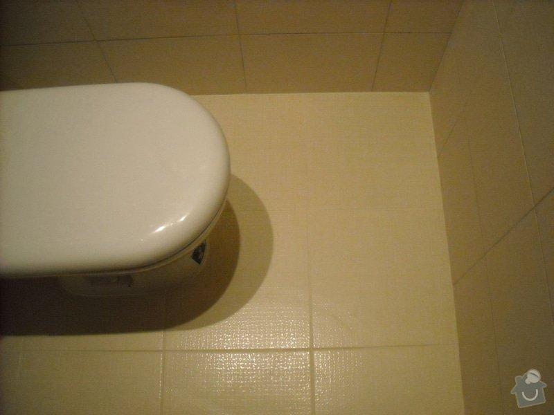 Rekonstrukce koupelny,wc a předsíně: rekonstrukcie_038
