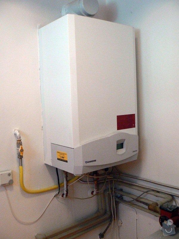 Výstavba RD - rozvody vody, vnitřní kanalizace, topení, dodávka a montáž zařizovacích předmětů, vzduchotechnika: R_P1030262