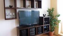 Nábytek na zakázku - TV stěna