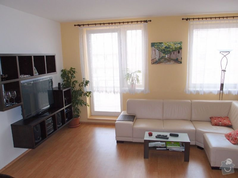 Nábytek na zakázku - TV stěna: P5180306
