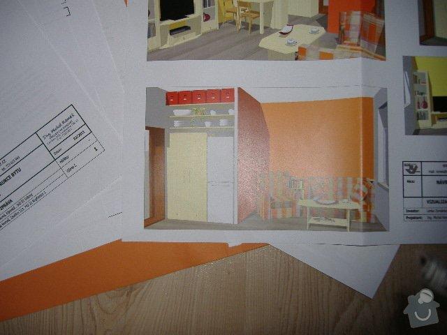 Bourací práce - výřez na nové dveře + postavení šatny a přemístění plynového kotle: kijevska_016