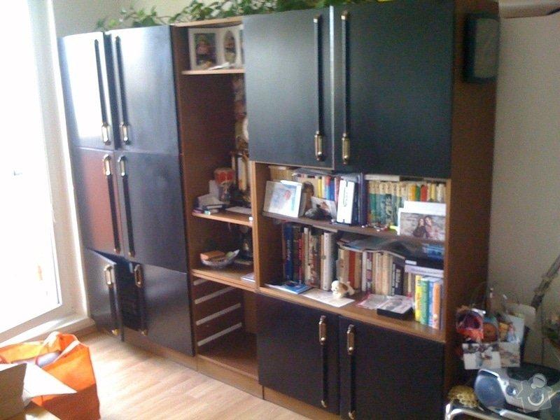 Oprava nábytku: Pred_upravou