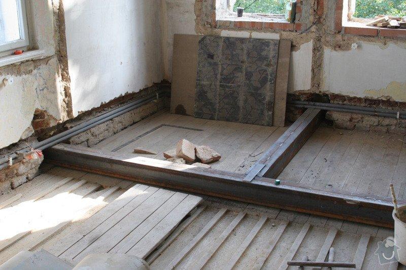 Rekonstrukce bytu v bytovém domě v 1.np.: IMG_6118