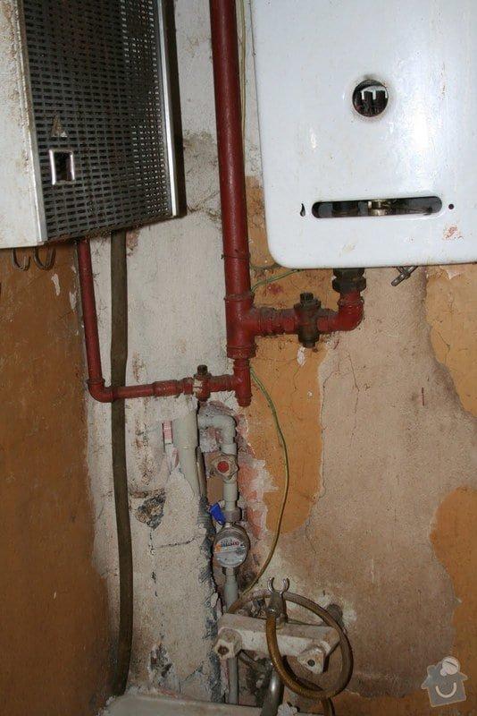 Plyn - rozvod plynového potrubí a zapojení instalace kotle: IMG_0016