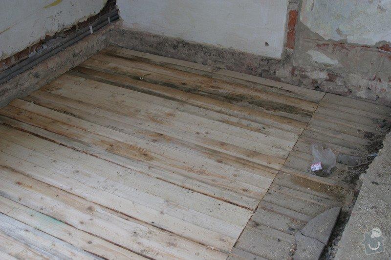 Rekonstrukce bytu v bytovém domě v 1.np.: IMG_6109