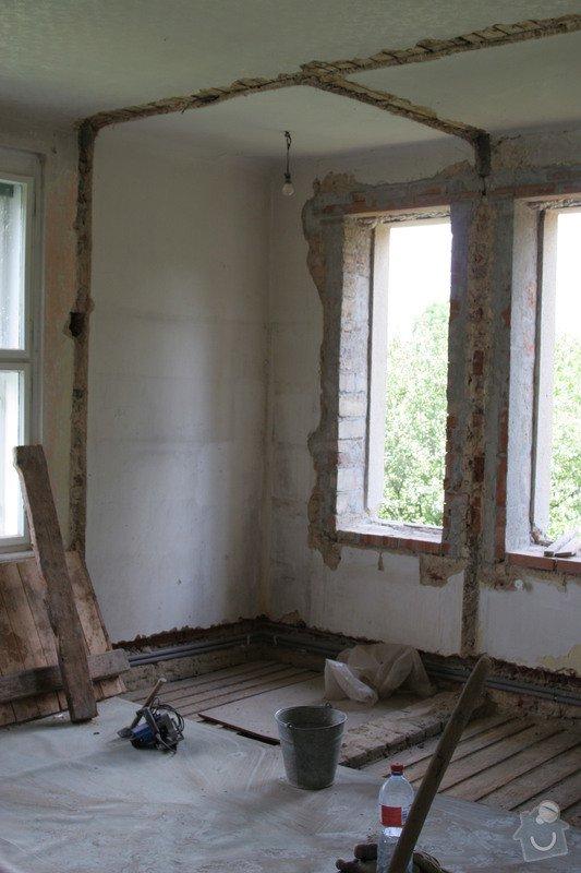 Rekonstrukce bytu v bytovém domě v 1.np.: IMG_6102