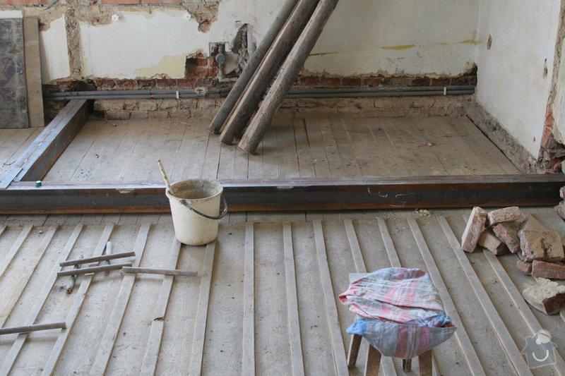Rekonstrukce bytu v bytovém domě v 1.np.: IMG_6119
