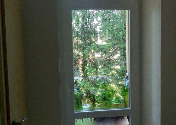 Výměna oken v bytě 3kk