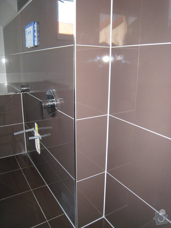 Rekonstrukce koupelny v RD: IMG_2403