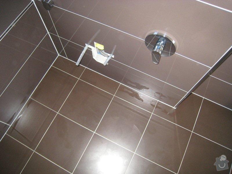 Rekonstrukce koupelny v RD: IMG_2420