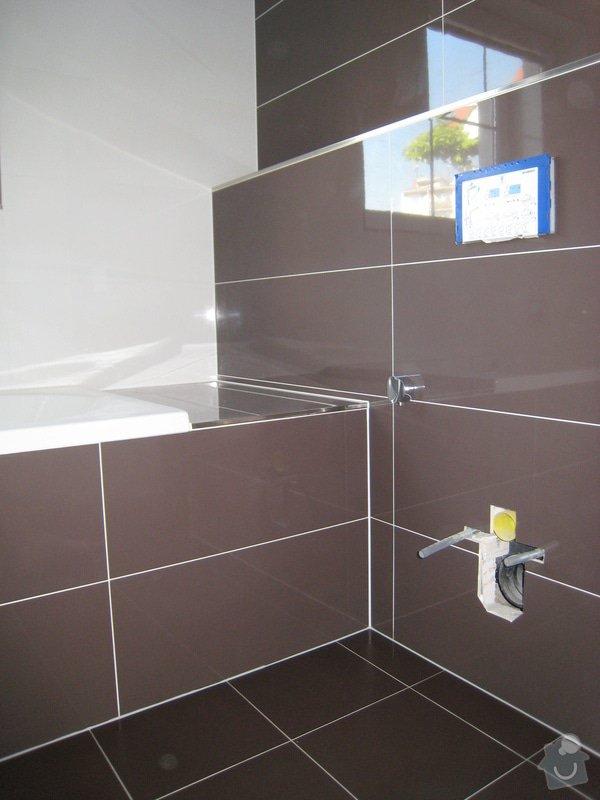 Rekonstrukce koupelny v RD: IMG_2411
