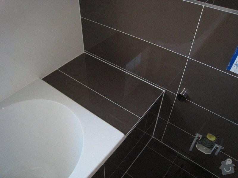 Rekonstrukce koupelny v RD: IMG_2404