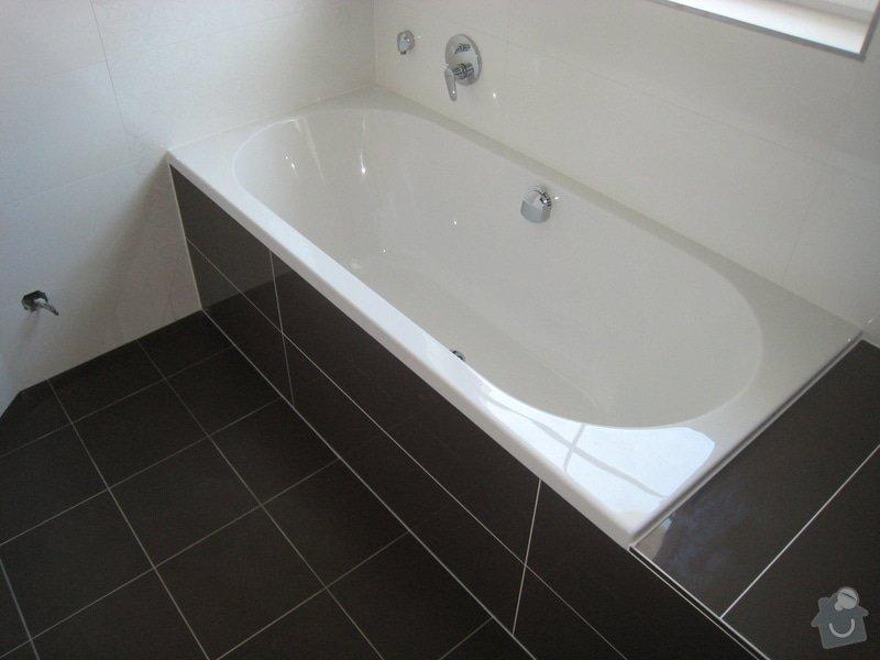 Rekonstrukce koupelny v RD: IMG_2419