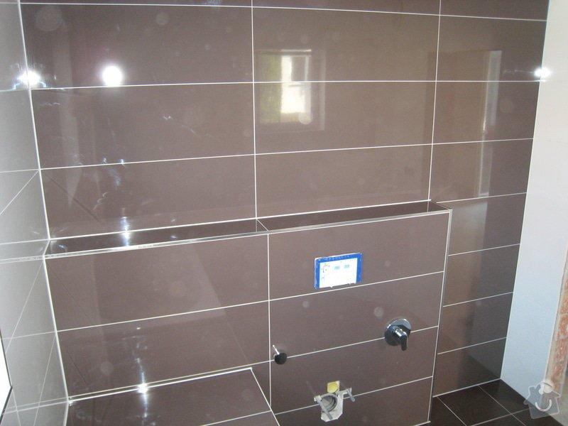 Rekonstrukce koupelny v RD: IMG_2414