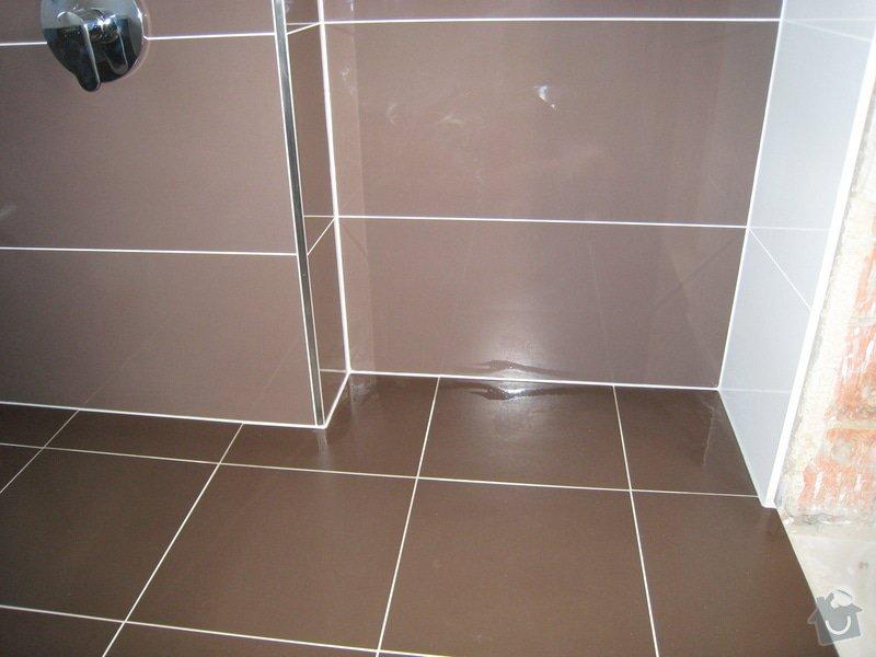 Rekonstrukce koupelny v RD: IMG_2412