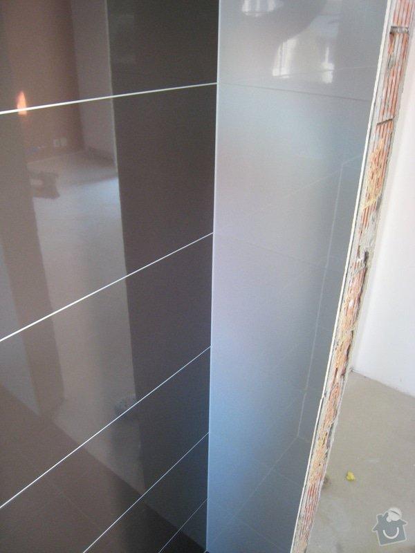Rekonstrukce koupelny v RD: IMG_2422