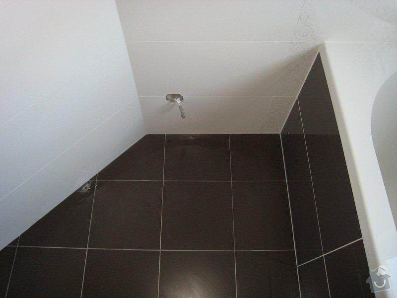 Rekonstrukce koupelny v RD: IMG_2409