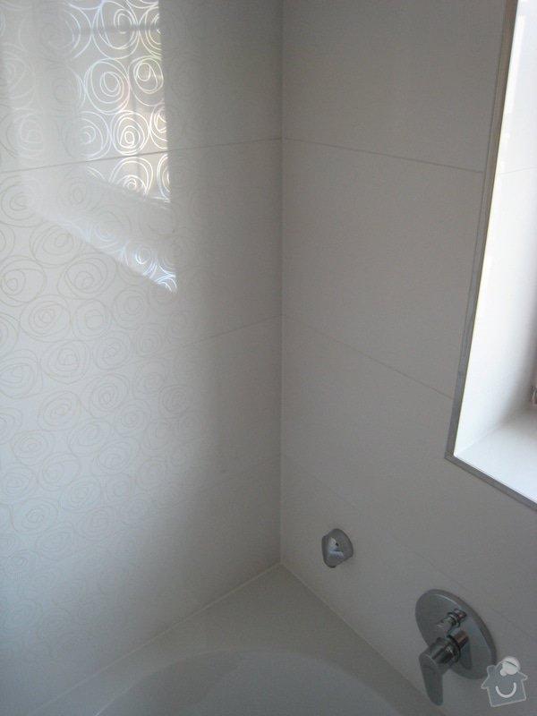Rekonstrukce koupelny v RD: IMG_2405