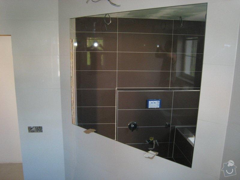 Rekonstrukce koupelny v RD: IMG_2415
