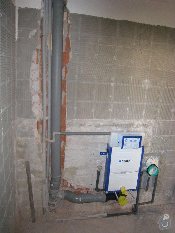 Rekonstrukce koupelny v RD: IMG_2264