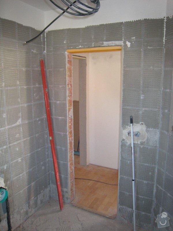 Rekonstrukce koupelny v RD: IMG_2265