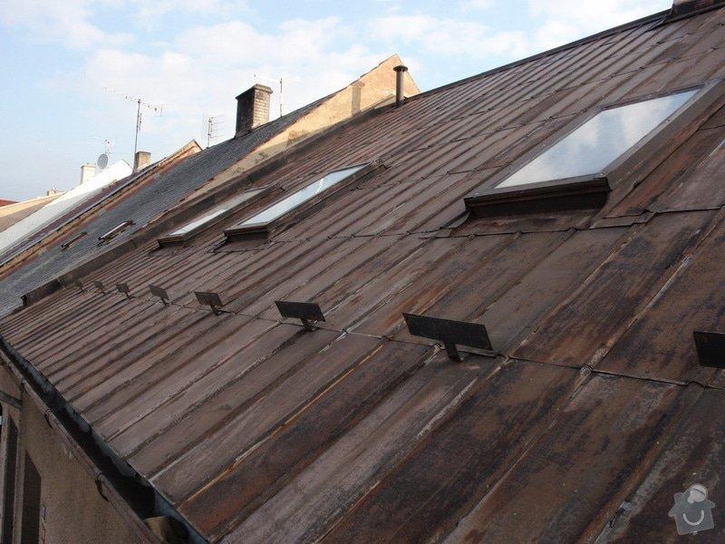 Rekontrukce střechy - dvouplášť: jan_rubek_kleizol_chomutov_2011_klempirstvi_pokryvacstvi_01