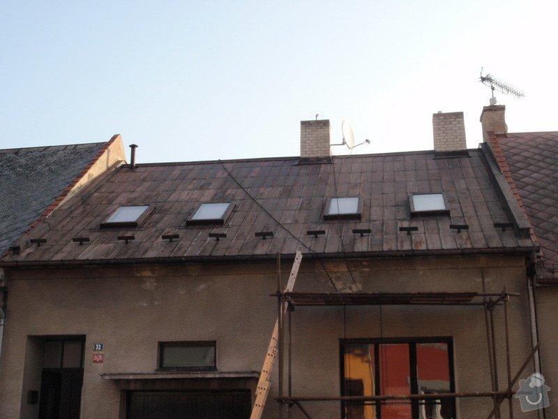 Rekontrukce střechy - dvouplášť: jan_rubek_kleizol_chomutov_2011_klempirstvi_pokryvacstvi_02