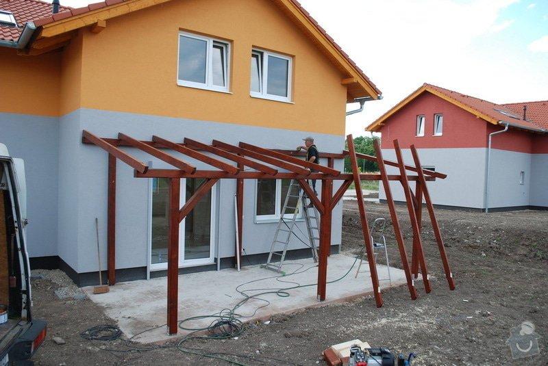 Zastřešená pergola 7m x 3,5m: jan_rubek_kleizol_klempirstvi_pokryvacstvi_zdiby_2011_05