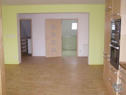 Pokládka dřevěných podlah - BD Vránova: P1010565_jpg