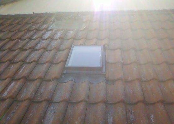 Výměna vikýřů ve staré střeše