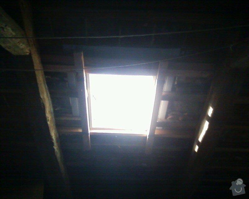 Výměna vikýřů ve staré střeše: Fotografie-0184