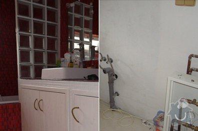Kompletní rekonstrukce koupelny a wc: 03