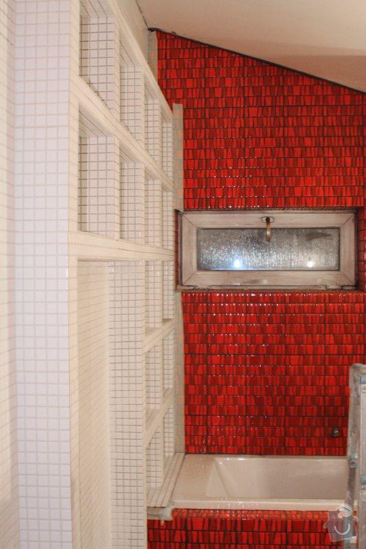 Kompletní rekonstrukce koupelny a wc: 07
