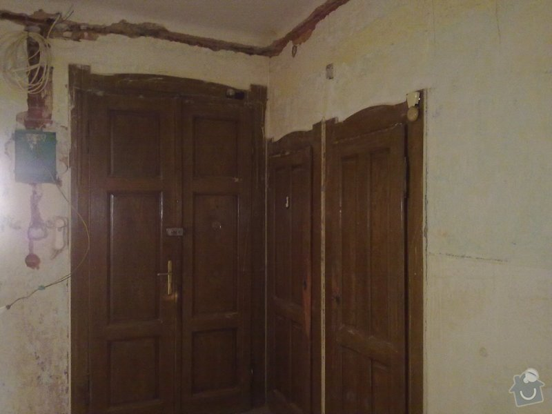 Renovace starých dvěří: 27032011044