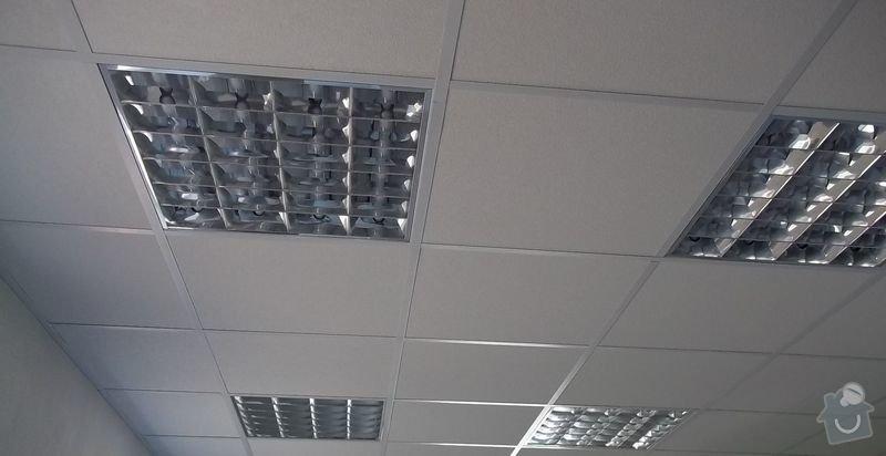 Předstěny SDK a minerální podhled v kanceláři: 104_0237-orez